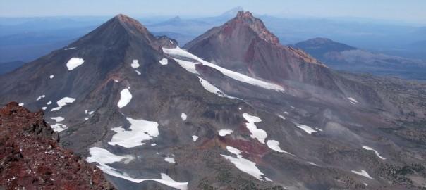 South Sister Climb 2009
