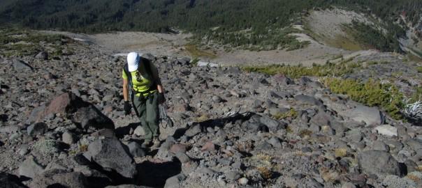 Mazama Trail to Barrette Spur Hike