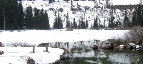 Wyeth Trail to North Lake