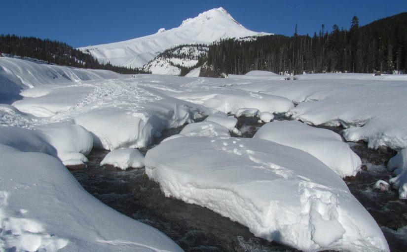 Snowshoe White River
