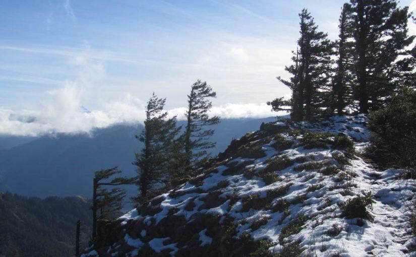 Hardy Ridge Hike