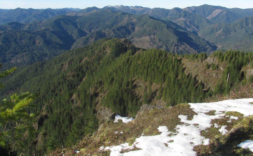King Mt. Hike