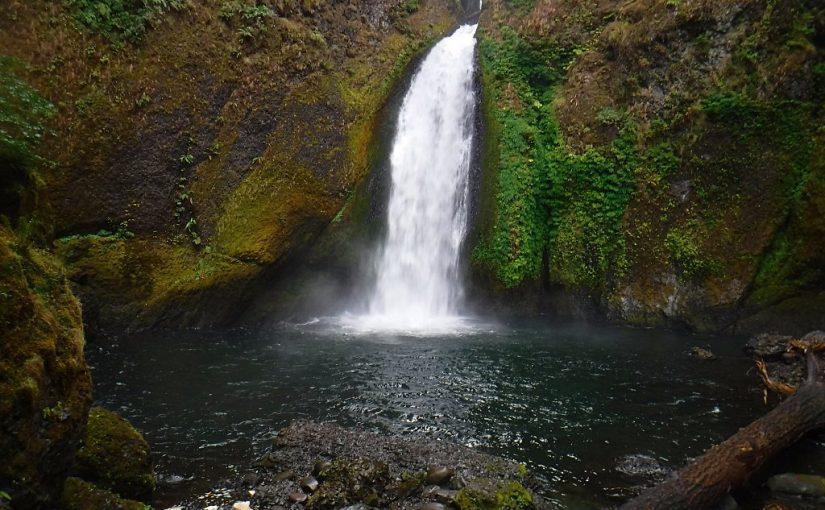 Wahclalla Falls & HWY 30 Trails