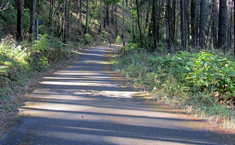 Hist. Columbia River Hwy Bike Ride
