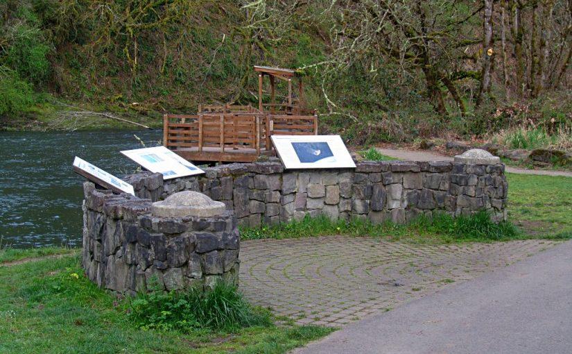 Fields Bridge Park and Graham Oaks Nature Park
