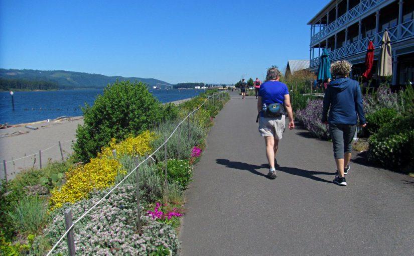 Kalama Marine Park Walk